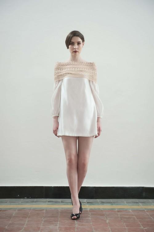 Heidi Dress (White)