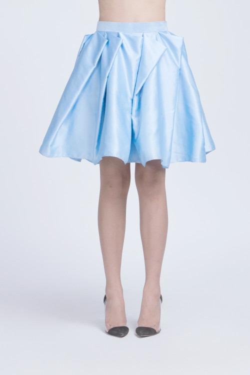 Charlize Skirt Blue