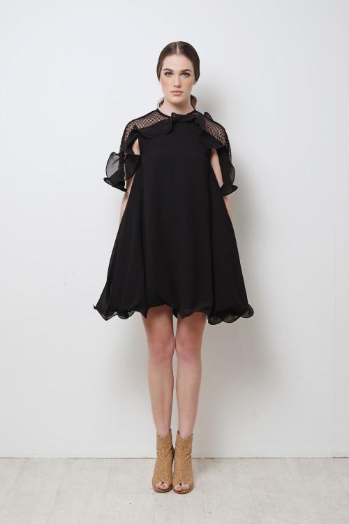 Kero Ruffle Dress
