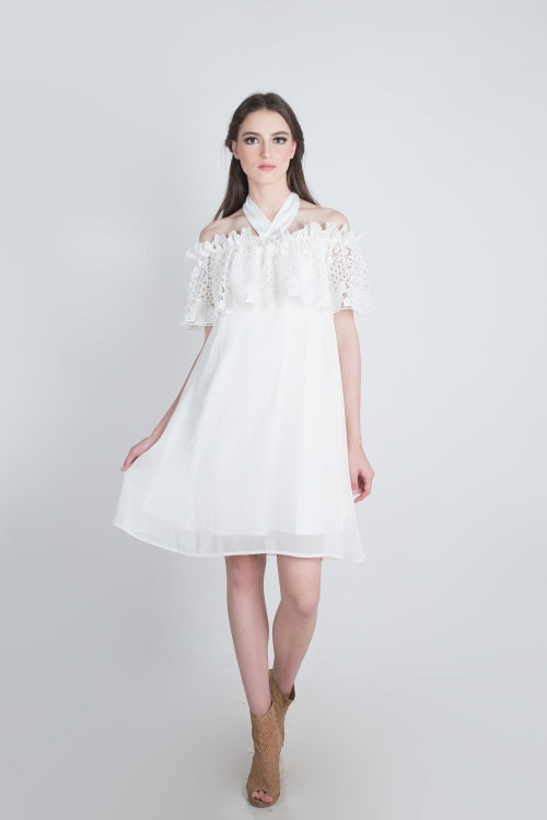Stacey Lace Dress