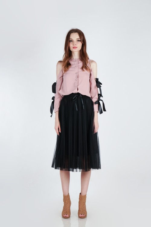 Dollie Bow Top