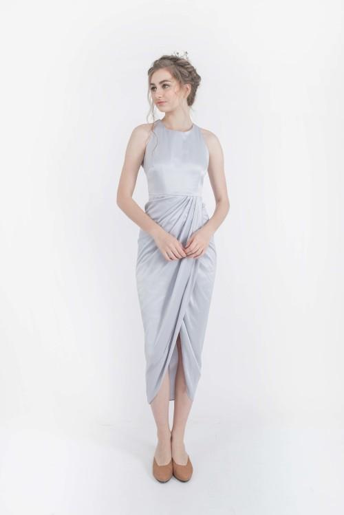 Carmine Dress