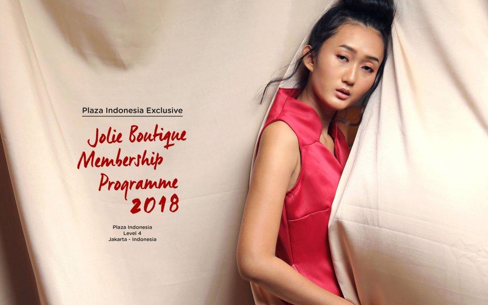 Jolie Boutique Membership Program