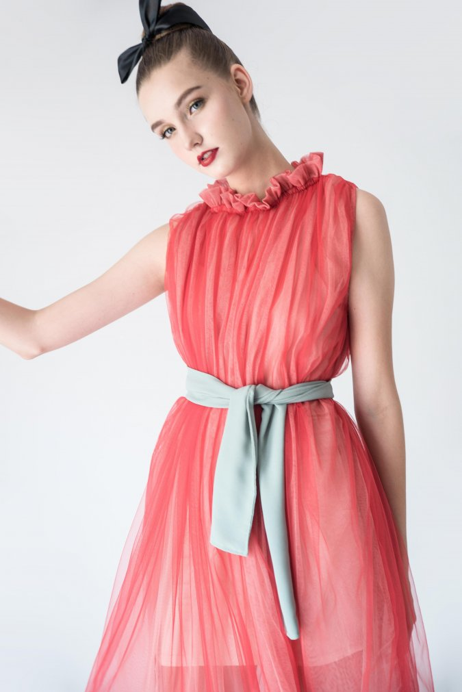 Quill Dress