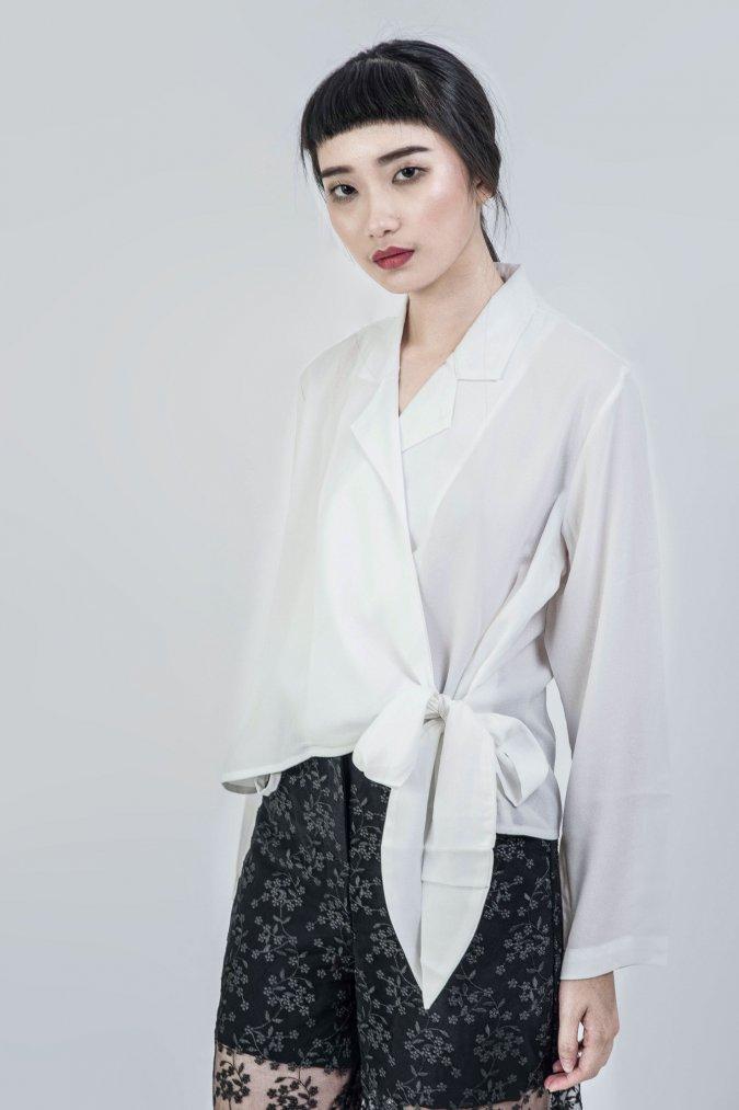 Nana Top (White)