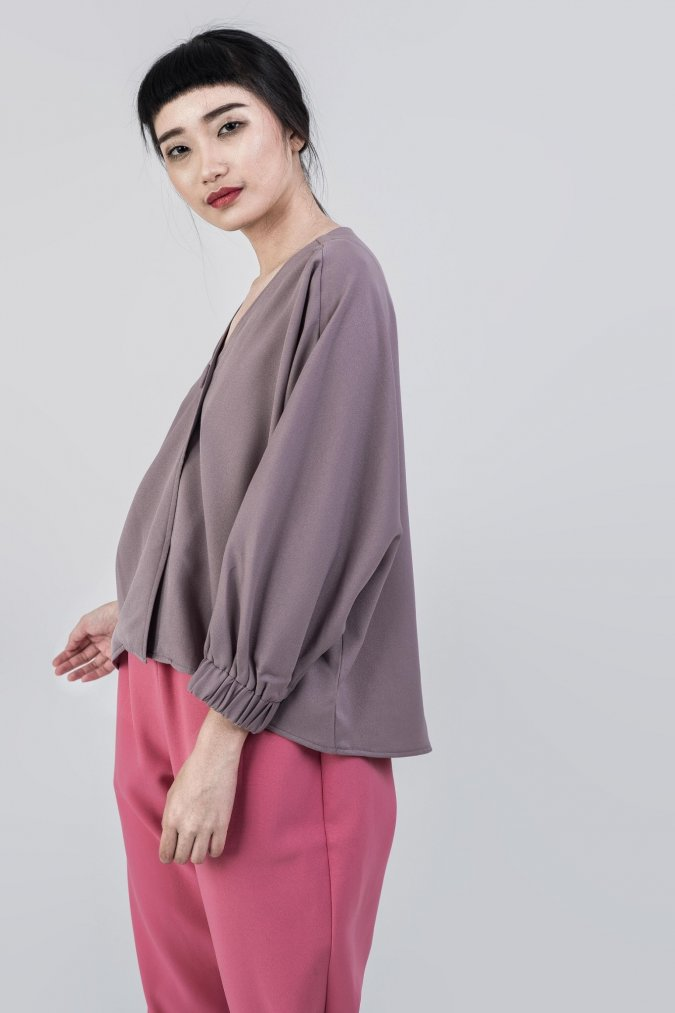 Baba Top (Lilac)