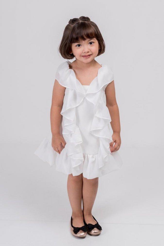 Miss Zinnia Dress