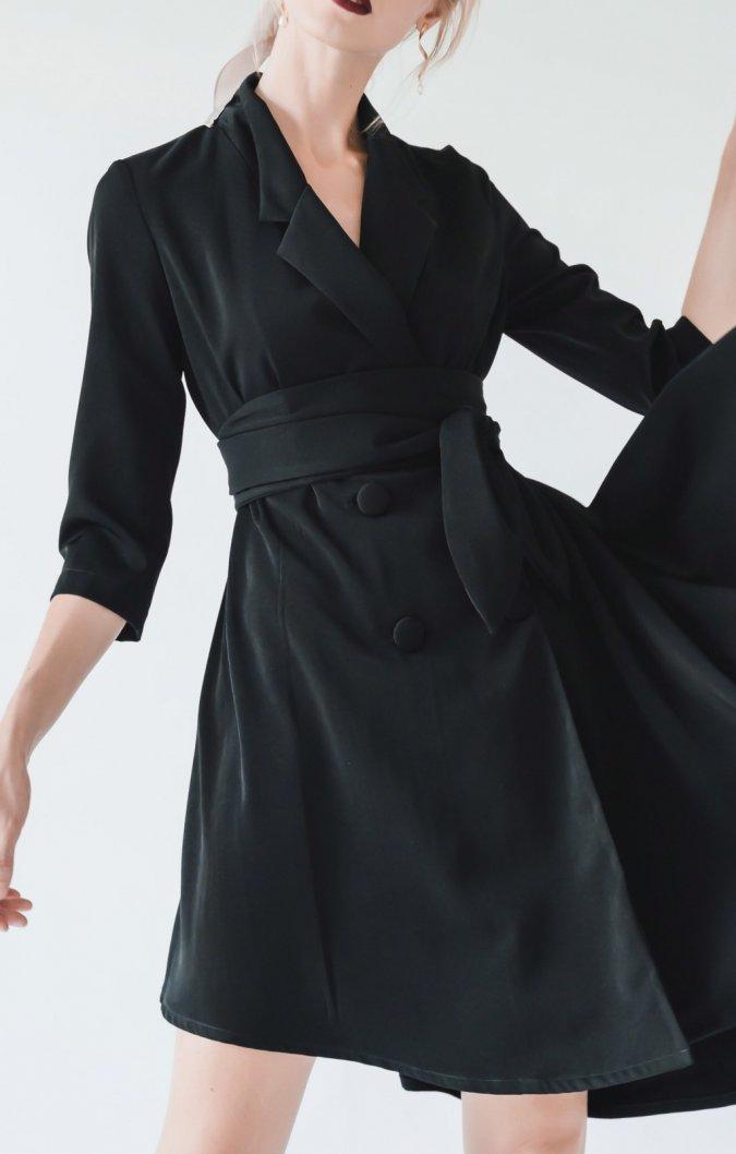 Sema Blazer Dress