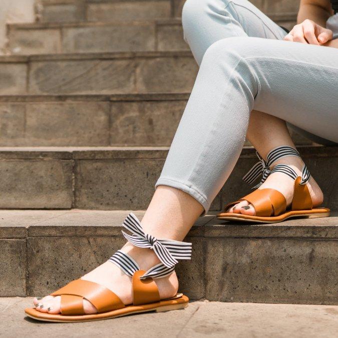 Zena Flat Shoes