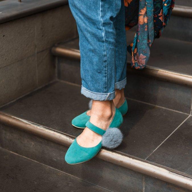 Biel Flat Shoes