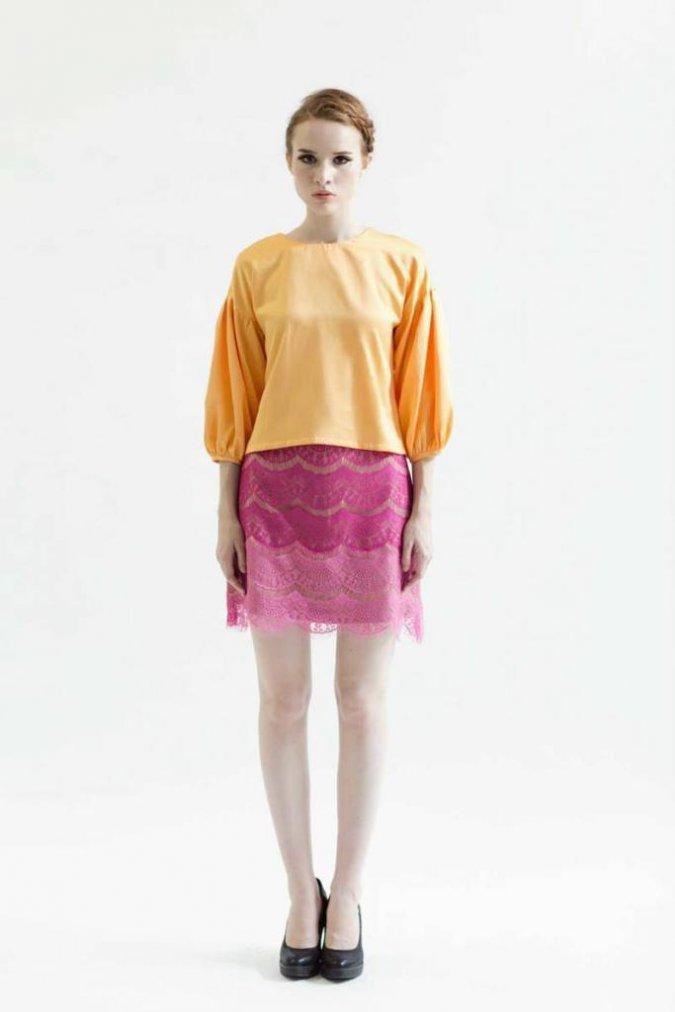 Deen Lace Skirt