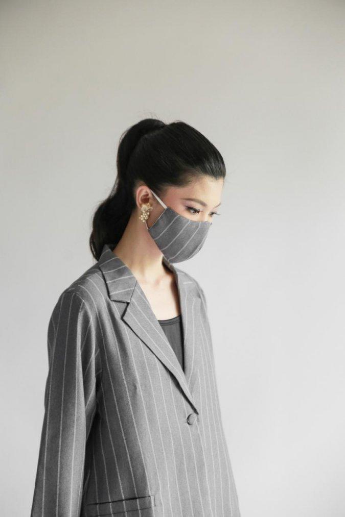 Tyra Blazer (Smoke Grey)