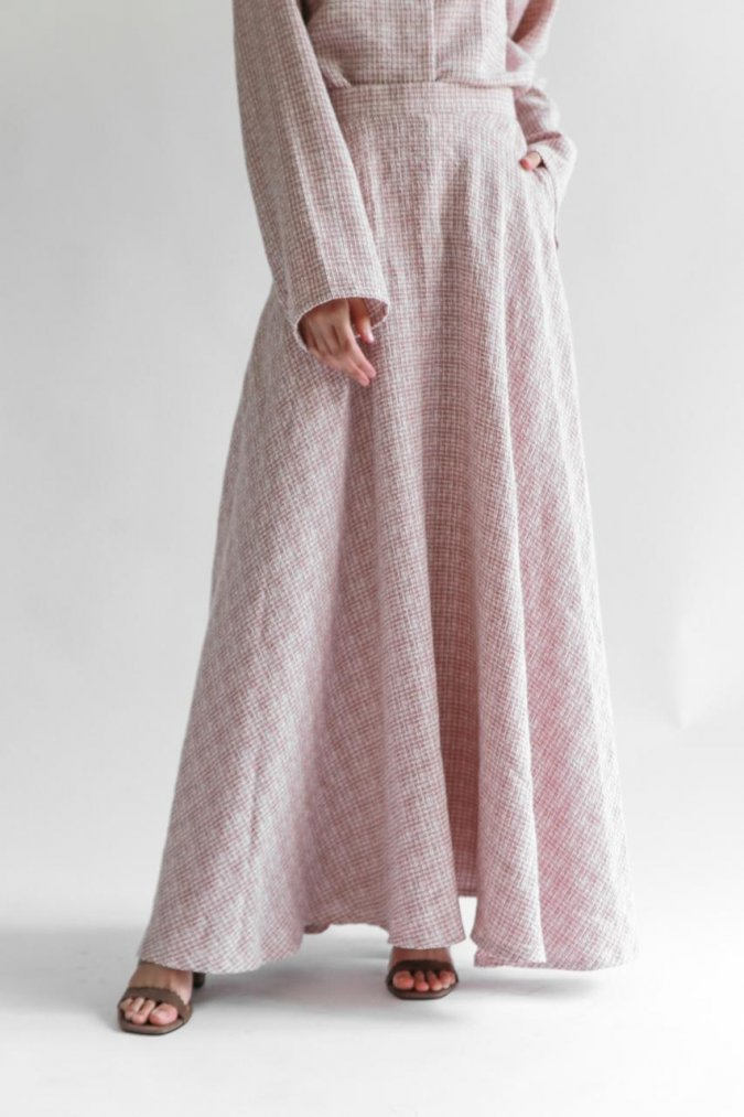 Circa Skirt (Orchid Pink)