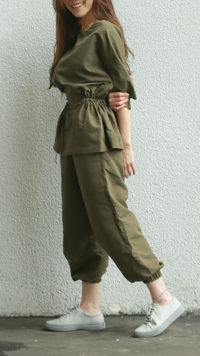 Selo Pants (Forest)