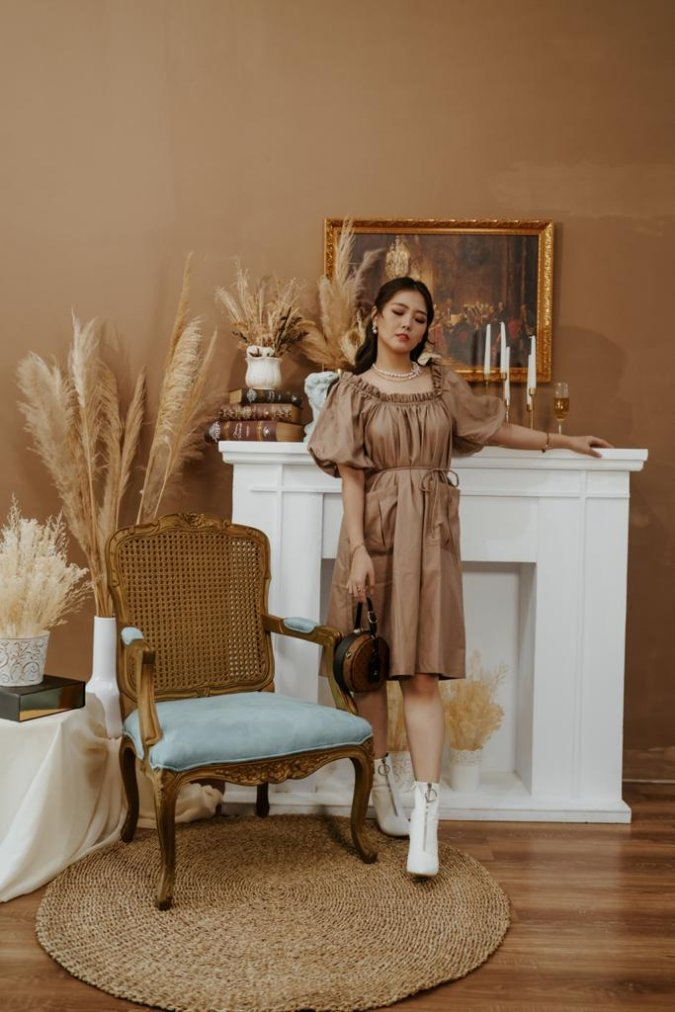 Moiselle Dress