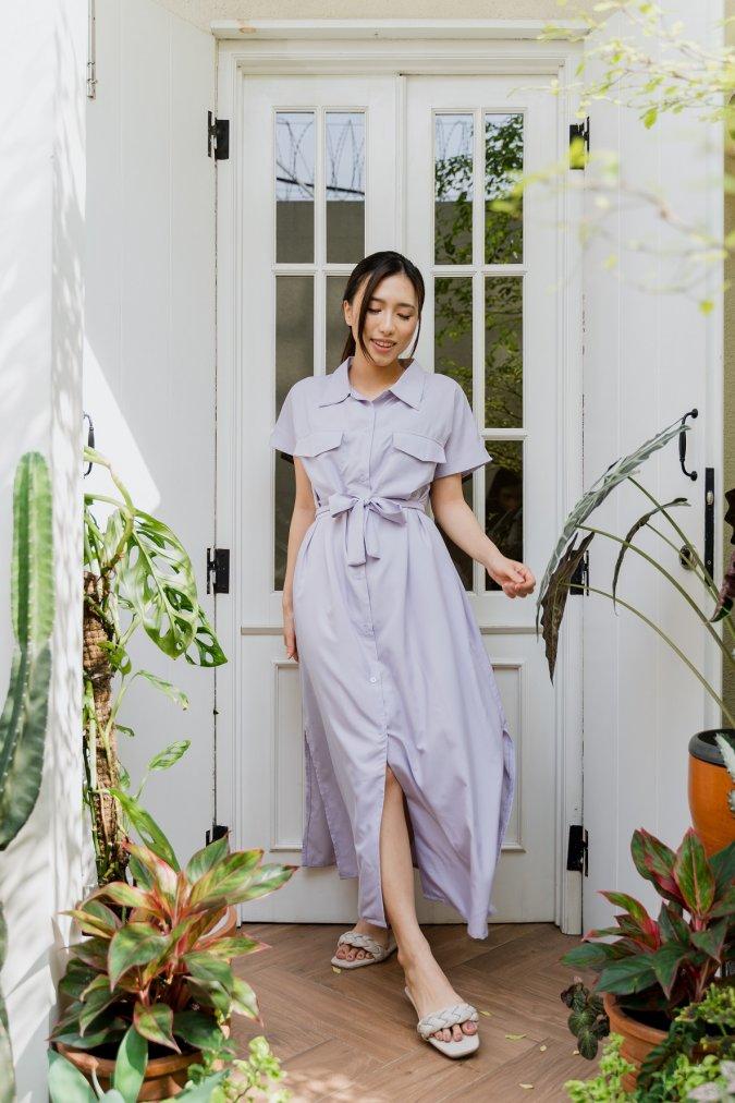 Villy Dress Lilac